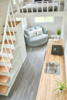 Cool tiny house design ideas to inspire you 45