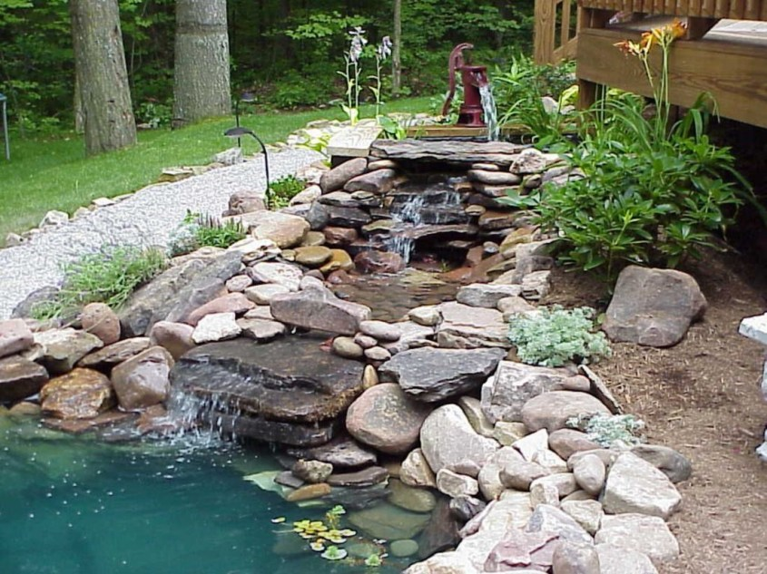 Creative ideas for a better backyard 42