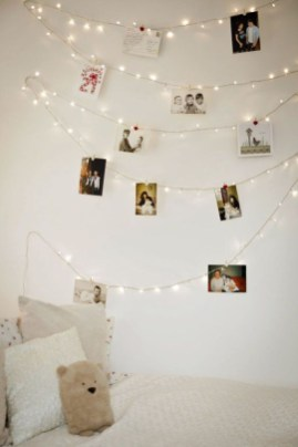 Easy and awesome wall light ideas for teens 16