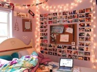 Easy and awesome wall light ideas for teens 17