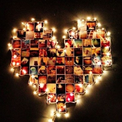 Easy and awesome wall light ideas for teens 30
