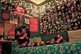 Easy and awesome wall light ideas for teens 39