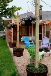 Easy and cheap backyard ideas you can make them for summer 01