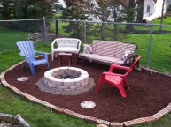 Easy and cheap backyard ideas you can make them for summer 16