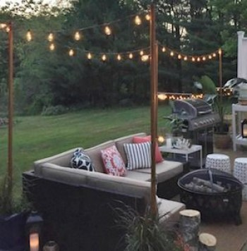 46 Easy And Cheap Backyard Ideas You Can Make Them For Summer Godiygo Com