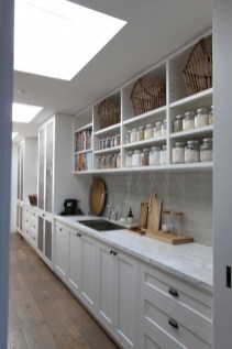 Kitchen pantry ideas with form and function 29