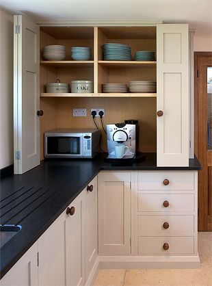 Kitchen pantry ideas with form and function 46