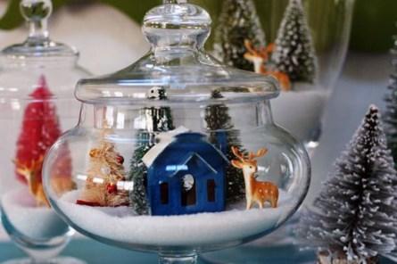 Simple ideas for adorable terrariums 12