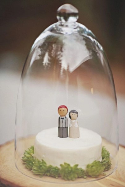 Simple ideas for adorable terrariums 25