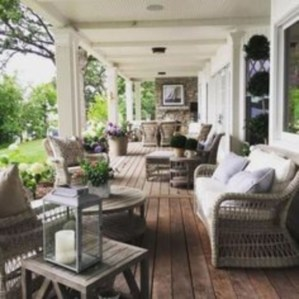 Spring decor ideas for your front porch 12