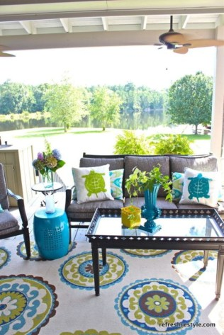 Spring decor ideas for your front porch 35