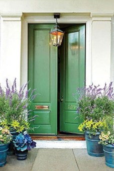 Spring decor ideas for your front porch 38