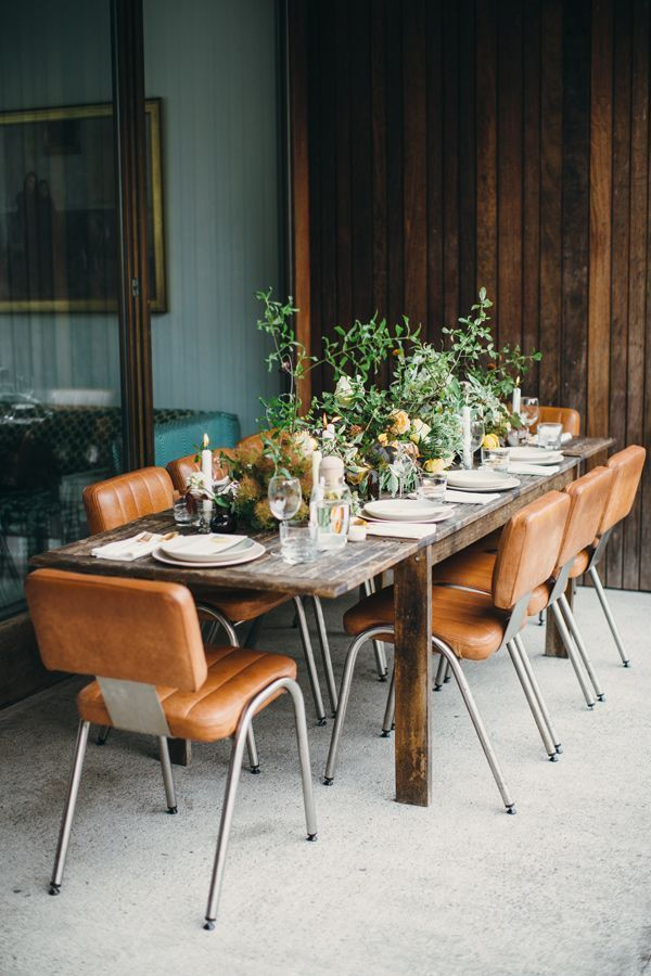 Stunning ways to re-decorate your dining room 04