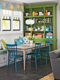 Stunning ways to re-decorate your dining room 06