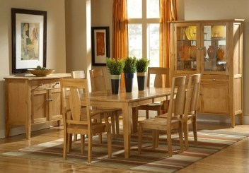 Stunning ways to re-decorate your dining room 08