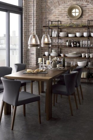 Stunning ways to re-decorate your dining room 13