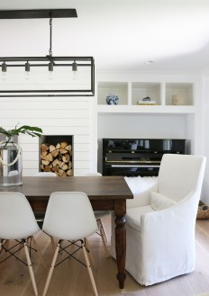 Stunning ways to re-decorate your dining room 25