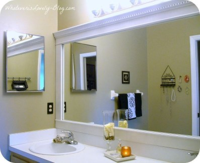 Best bathroom mirror ideas to reflect your style 01