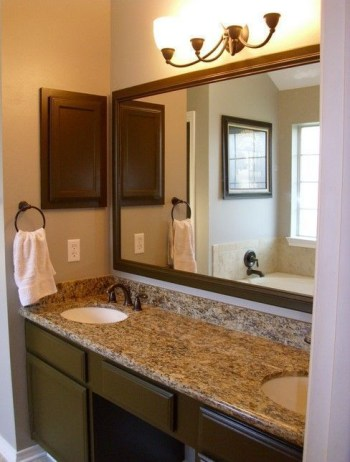 Best bathroom mirror ideas to reflect your style 22