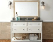 Best bathroom mirror ideas to reflect your style 25