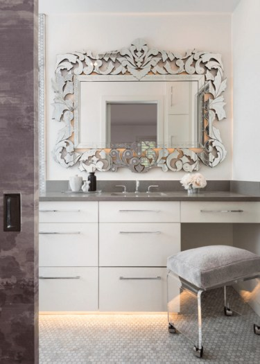 Best bathroom mirror ideas to reflect your style 35