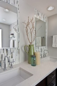 Best bathroom mirror ideas to reflect your style 42