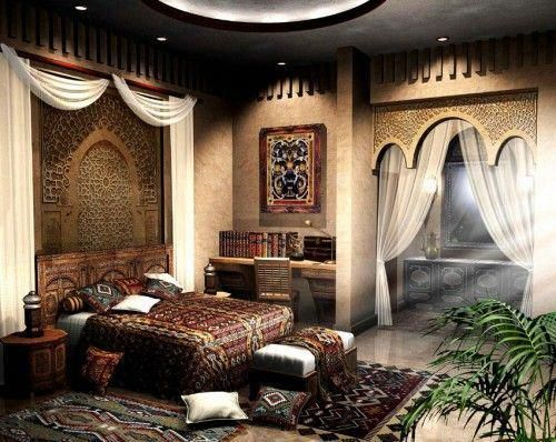 Fascinating bedroom ideas with beautiful decorating concepts 04