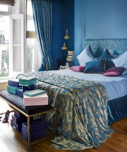 Fascinating bedroom ideas with beautiful decorating concepts 05