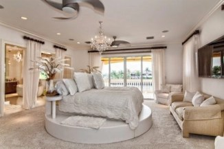 Fascinating bedroom ideas with beautiful decorating concepts 35