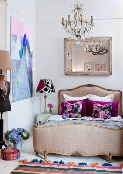 Fascinating bedroom ideas with beautiful decorating concepts 48