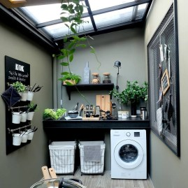 Laundry room design ideas that will maximize your small space 07