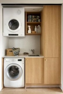 Laundry room design ideas that will maximize your small space 20