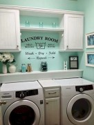 Laundry room design ideas that will maximize your small space 40