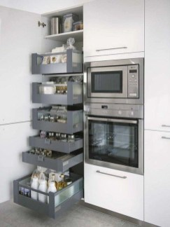 Smart diy kitchen storage ideas to keep everything in order 05