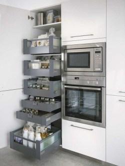 Smart diy kitchen storage ideas to keep everything in order 05