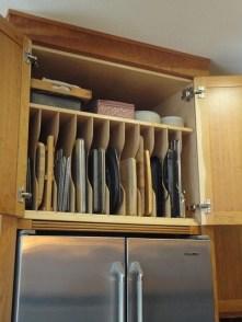 Smart diy kitchen storage ideas to keep everything in order 08