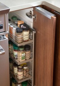 Smart diy kitchen storage ideas to keep everything in order 27