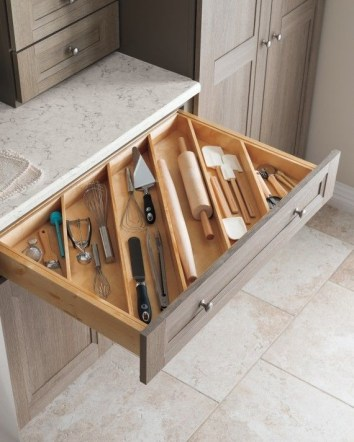 Smart diy kitchen storage ideas to keep everything in order 39