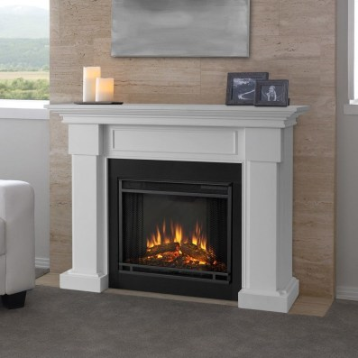 Beautiful fireplace decorating ideas to copy for your own 07
