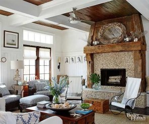 Beautiful fireplace decorating ideas to copy for your own 10