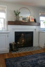 Beautiful fireplace decorating ideas to copy for your own 18