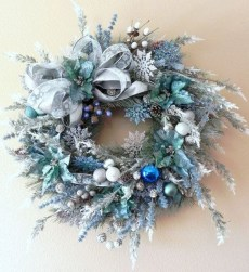Diy holiday projects using dollar store ornaments 24