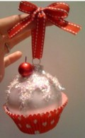 Diy holiday projects using dollar store ornaments 25