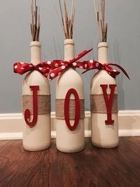 Diy holiday projects using dollar store ornaments 34