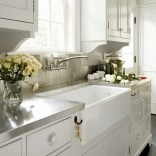 Top farmhouse sink designs for your lovable kitchen 28