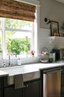 Top farmhouse sink designs for your lovable kitchen 46