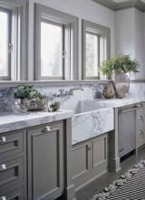 Top farmhouse sink designs for your lovable kitchen 47