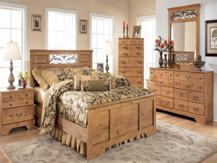 Awesome rustic bedroom furniture ideas to get the farmhouse charm 01