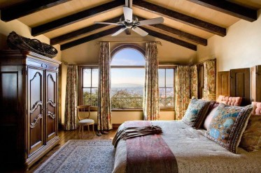 Awesome rustic bedroom furniture ideas to get the farmhouse charm 26