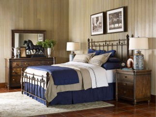 Awesome rustic bedroom furniture ideas to get the farmhouse charm 38